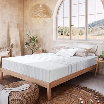 BedStory Matelas 140x190x18cm Mémoire de Forme