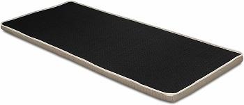 EvergreenWeb - Twist Bed Easy Matelas en mousse Enroulable Support Ergonomique